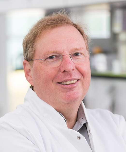 KFO 342 Principal investigator Univ.-Prof. Dr. med. Johannes Roth