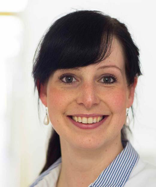 KFO 342 Principal investigator Dr. med. Stefanie Kampmeier