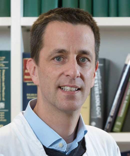 KFO 342 Spokesperson Univ.-Prof. Dr. med. Alexander Zarbock